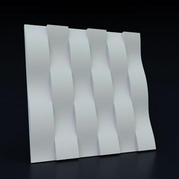 3d стеновые панели Ламелия