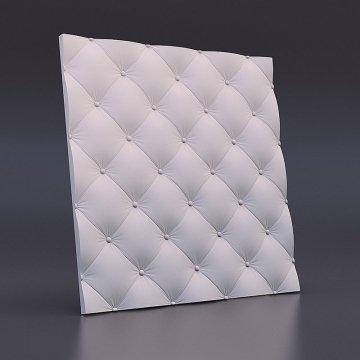 Кожа мелкая - 3д панели для стен