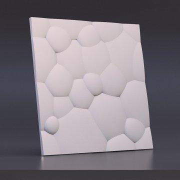 Декоративные стеновые панели Пузыри